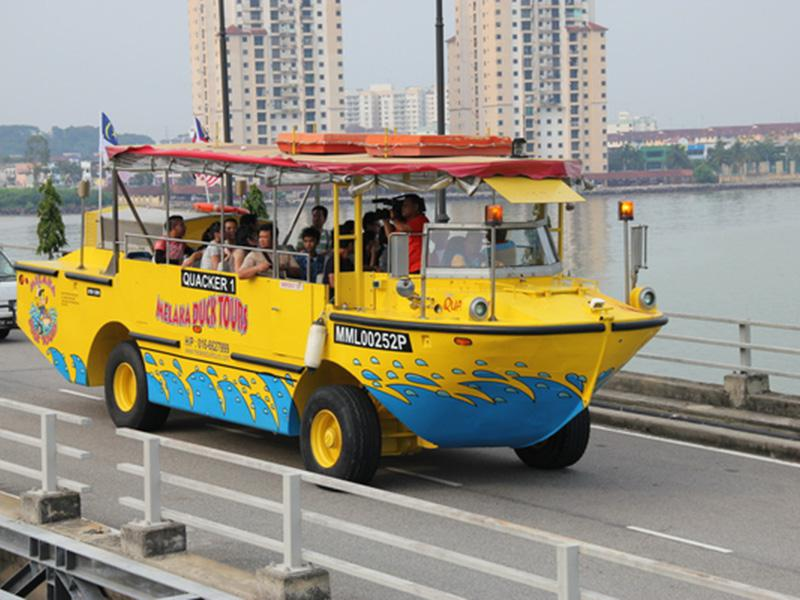 Malacca Duck Tours
